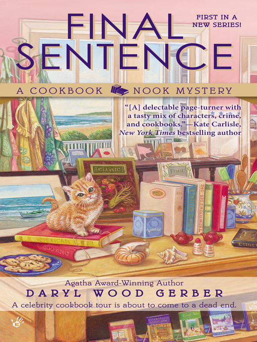 Title details for Final Sentence by Daryl Wood Gerber - Wait list