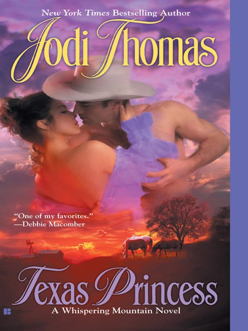 Title details for Texas Princess by Jodi Thomas - Available