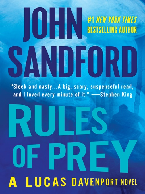 Title details for Rules of Prey by John Sandford - Wait list