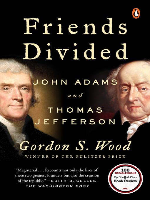 Title details for Friends Divided by Gordon S. Wood - Available