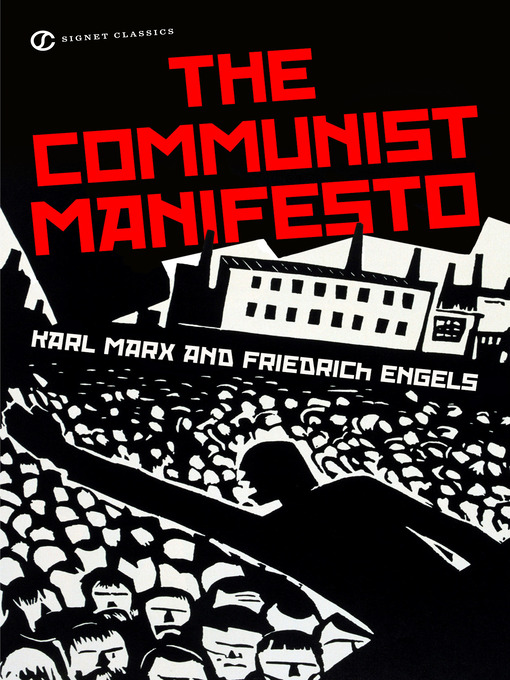 Title details for The Communist Manifesto by Karl Marx - Available