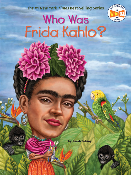 Cover image for Who Was Frida Kahlo?