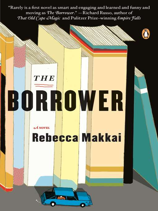 Cover of The Borrower