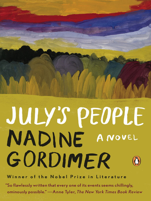 Title details for July's People by Nadine Gordimer - Available