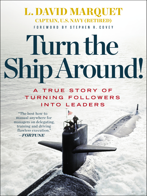 Cover of Turn the Ship Around!