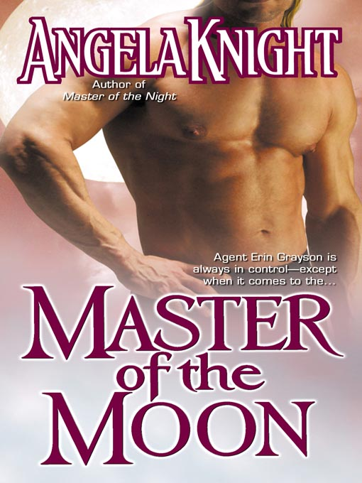Title details for Master of the Moon by Angela Knight - Wait list