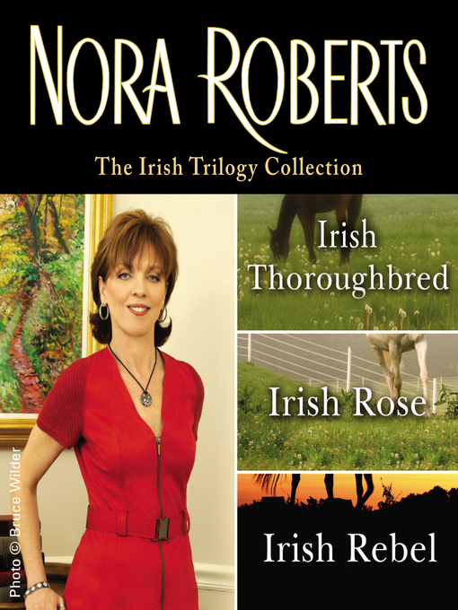 Title details for Nora Roberts' Irish Legacy Trilogy by Nora Roberts - Wait list