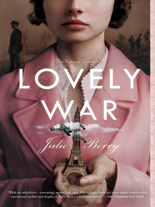 Title details for Lovely War by Julie Berry - Wait list