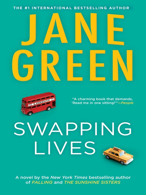 Title details for Swapping Lives by Jane Green - Available