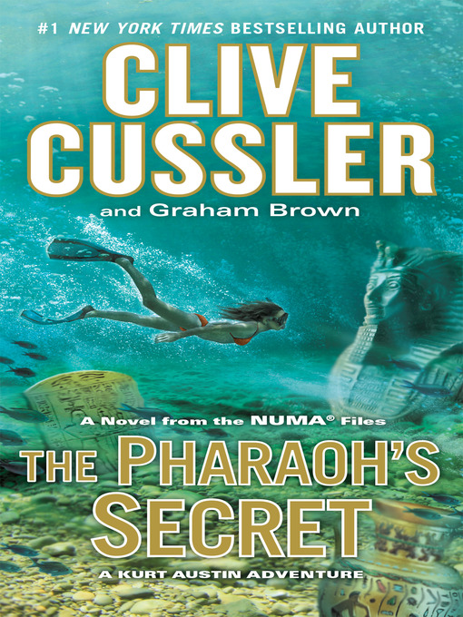 Title details for The Pharaoh's Secret by Clive Cussler - Available