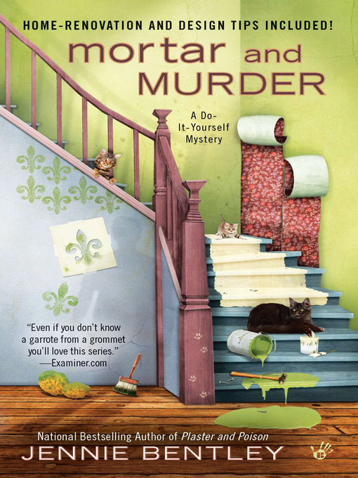 Title details for Mortar and Murder by Jennie Bentley - Available