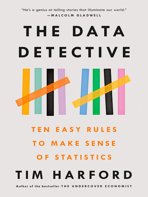 Title details for The Data Detective by Tim Harford - Wait list