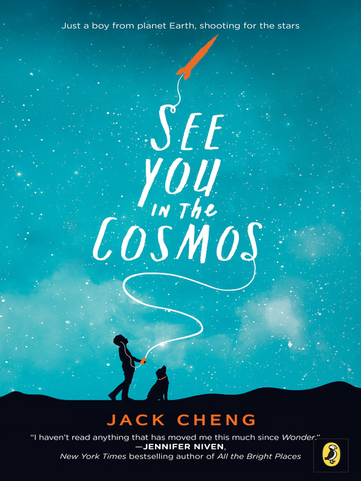 Title details for See You in the Cosmos by Jack Cheng - Wait list