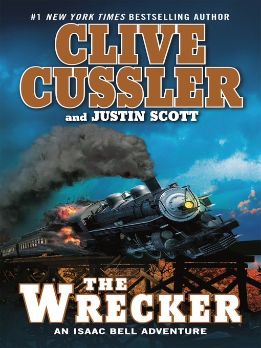 Title details for The Wrecker by Clive Cussler - Available