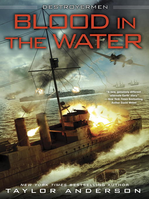 Title details for Blood In the Water by Taylor Anderson - Wait list