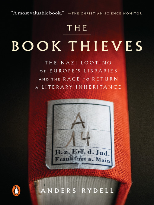 Title details for The Book Thieves by Anders Rydell - Available