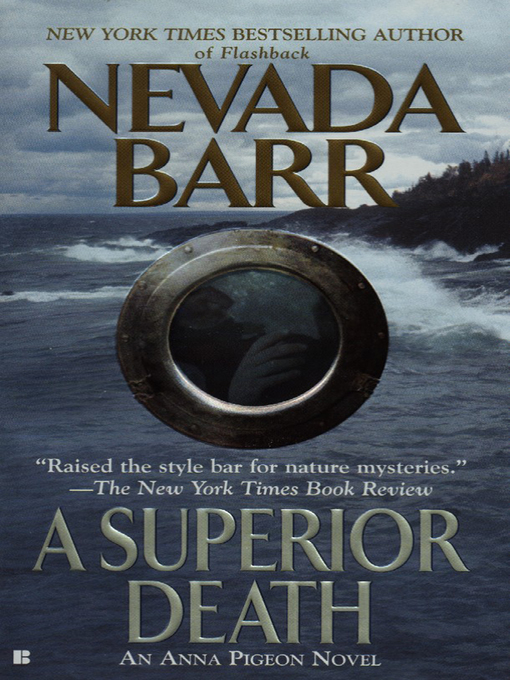 Title details for A Superior Death by Nevada Barr - Available