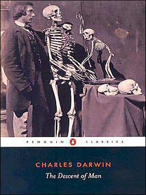 Title details for The Descent of Man by Charles Darwin - Wait list