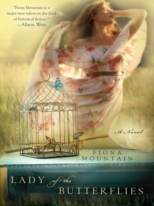 Title details for The Lady of the Butterflies by Fiona Mountain - Wait list