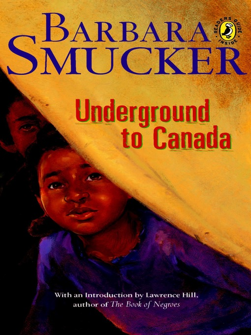 Cover of Underground to Canada