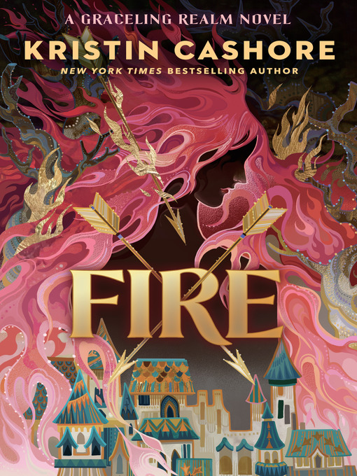 Title details for Fire by Kristin Cashore - Wait list