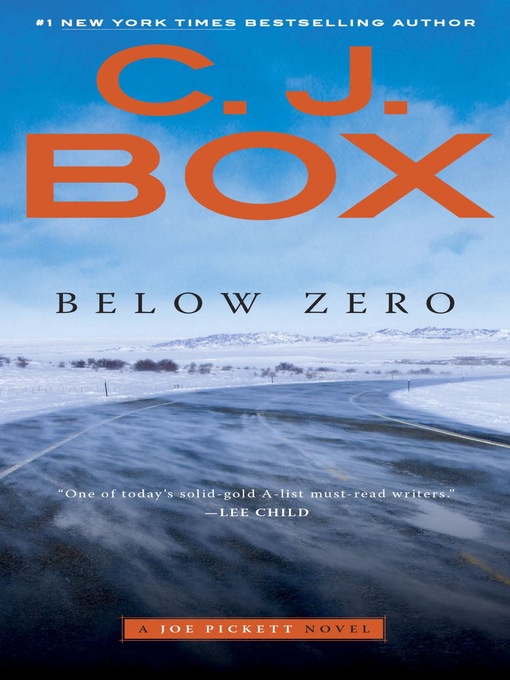 Title details for Below Zero by C. J. Box - Wait list