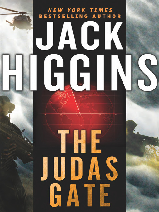 Title details for The Judas Gate by Jack Higgins - Available