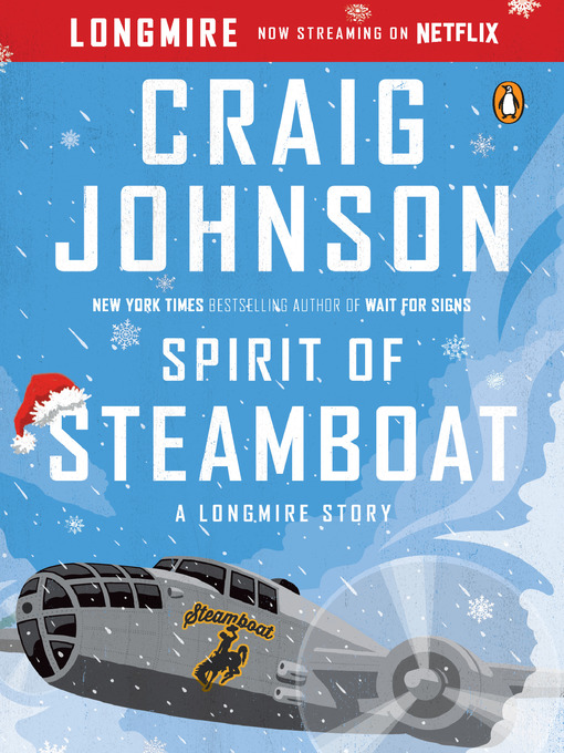 Title details for Spirit of Steamboat by Craig Johnson - Available