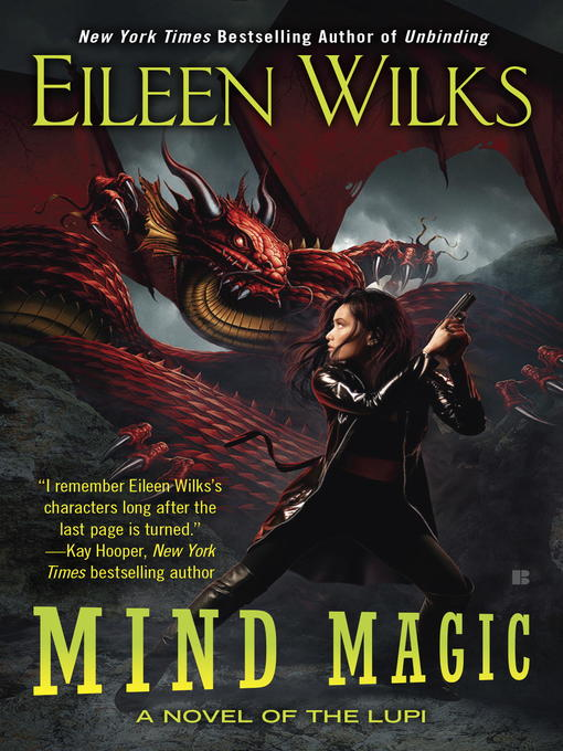 Title details for Mind Magic by Eileen Wilks - Available