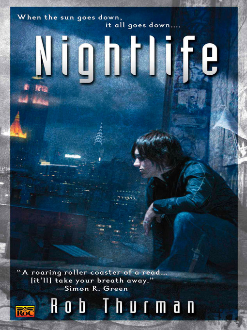 Title details for Nightlife by Rob Thurman - Wait list