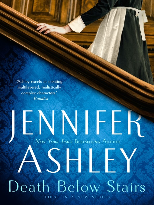 Title details for Death Below Stairs by Jennifer Ashley - Available
