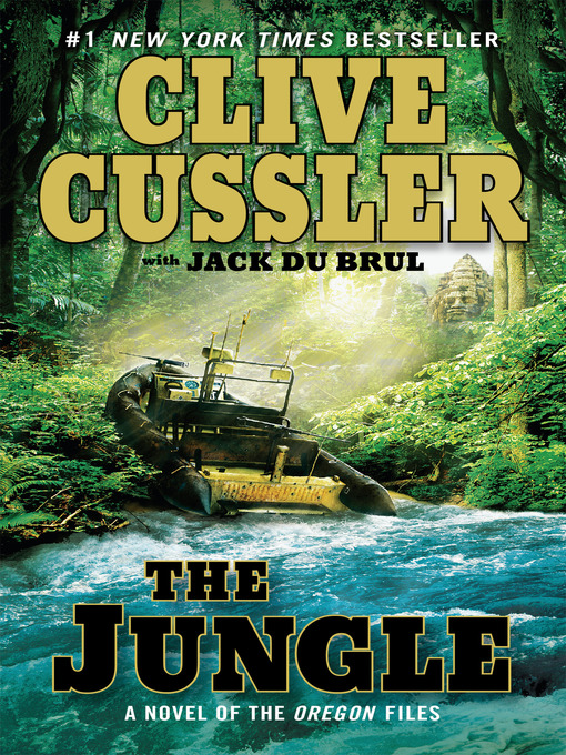 Title details for The Jungle by Clive Cussler - Available