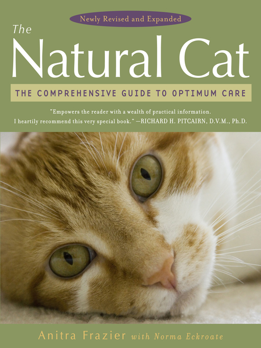 Title details for The Natural Cat by Anitra Frazier - Available