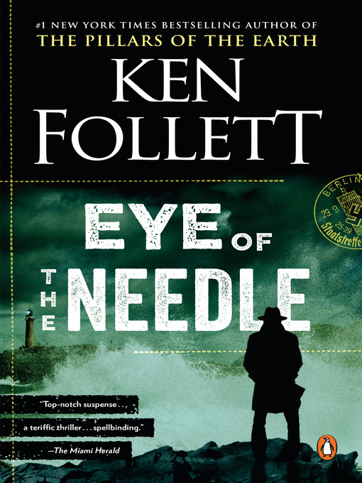 Title details for Eye of the Needle by Ken Follett - Available