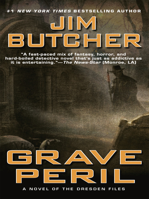 Title details for Grave Peril by Jim Butcher - Wait list