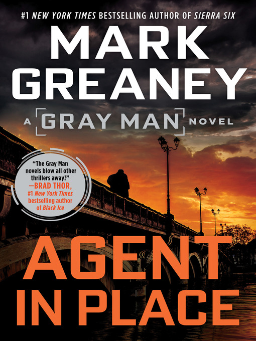 Title details for Agent in Place by Mark Greaney - Available