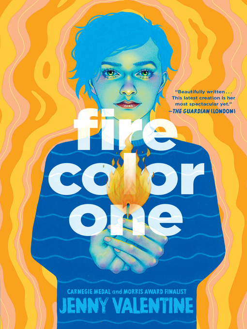 Cover of Fire Color One