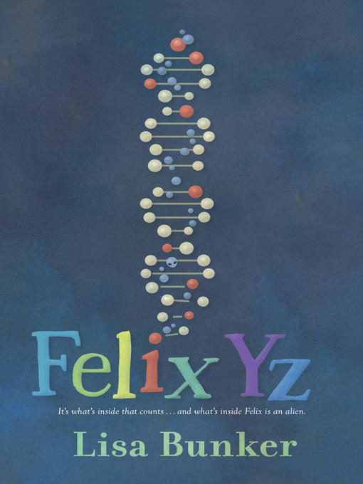 Cover image for book: Felix Yz