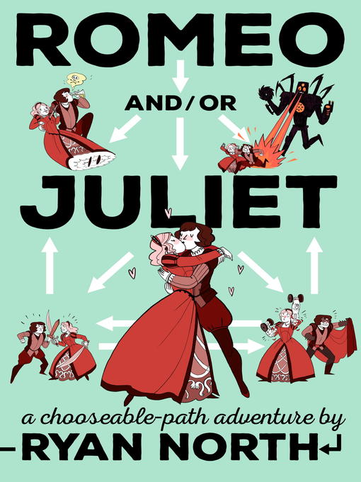 Title details for Romeo and/or Juliet by Ryan North - Wait list