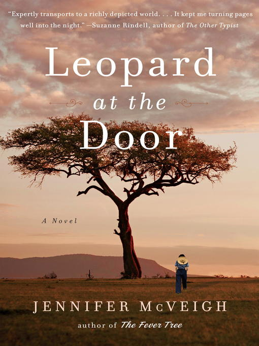 Title details for Leopard at the Door by Jennifer McVeigh - Wait list