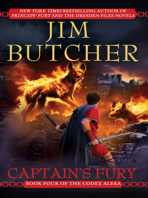 Title details for Captain's Fury by Jim Butcher - Available