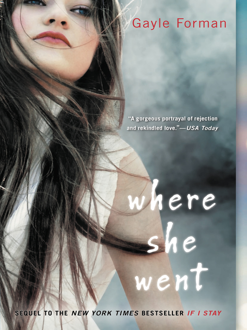 Title details for Where She Went by Gayle Forman - Available