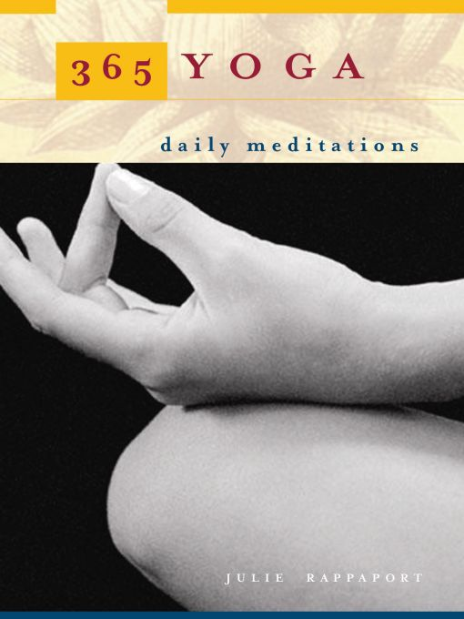 Title details for 365 Yoga by Julie Rappaport - Available