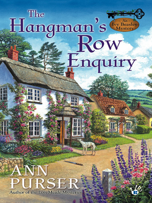 Title details for The Hangman's Row Enquiry by Ann Purser - Available