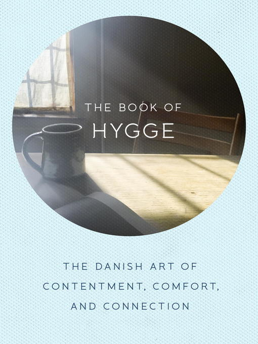Cover of The Book of Hygge