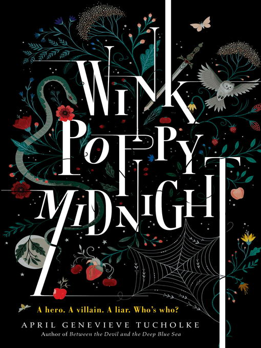 Title details for Wink Poppy Midnight by April Genevieve Tucholke - Wait list