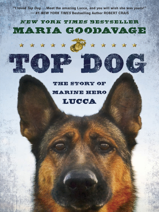 Title details for Top Dog by Maria Goodavage - Available