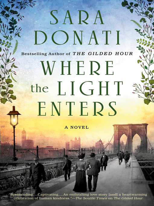 Title details for Where the Light Enters by Sara Donati - Wait list