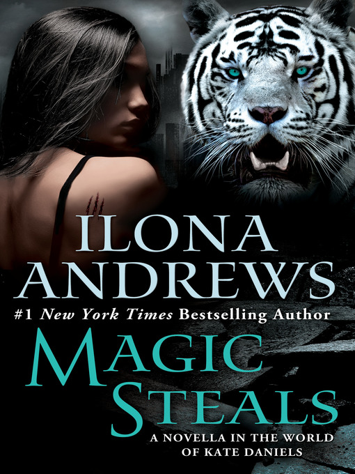 Title details for Magic Steals by Ilona Andrews - Wait list