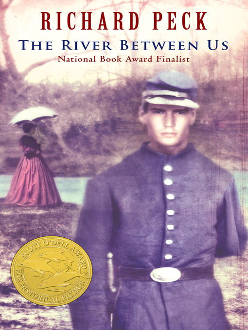 Title details for The River Between Us by Richard Peck - Available